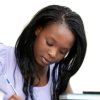 Learners License Study Girl Thumbnail picture